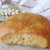 Petit pain au sésame