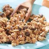 Müesli chocolat caramel hyperprotéiné pot 450g