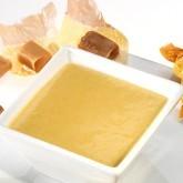 Entremet Milk-shake caramel hyperprotéiné