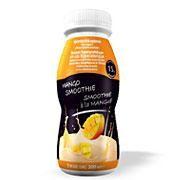 Smoothie mangue hyperprotéiné
