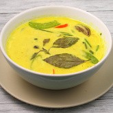 Soupe thaï hyperprotéinée