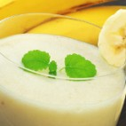 Entremet Milk-shake banana split