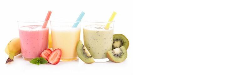milk shake et sachets entremets hyperprotéinés